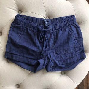 Gap drawstring shorts.